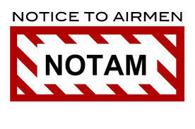 NOTAM - Notice To Airmen